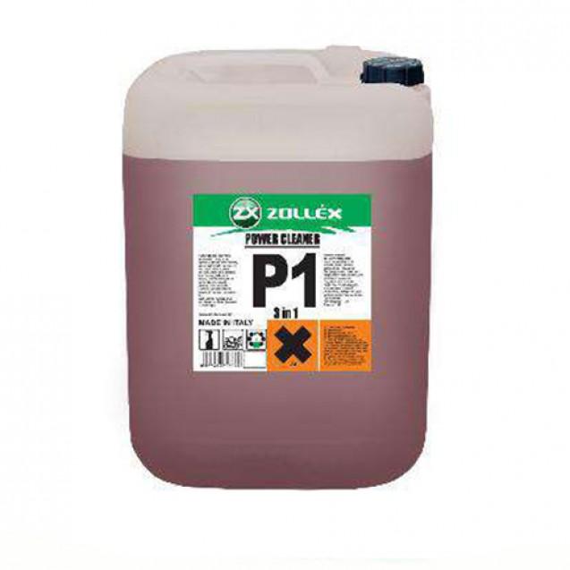 Zollex Очиститель P1 3в1 (концентрат, для салона и стекла) 5kg