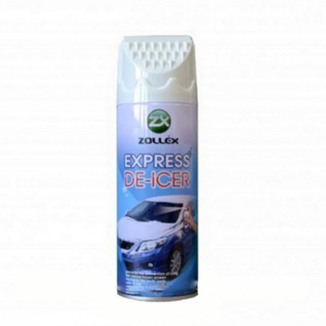 Zollex Размораживатель стекол (DE-ICER) 450ml