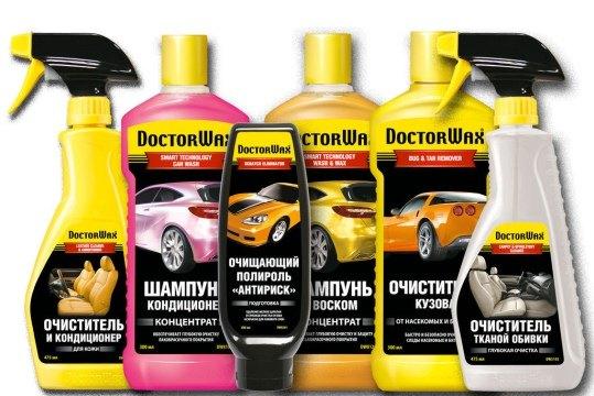 Купить автокосметику в Украине, Autoproof
