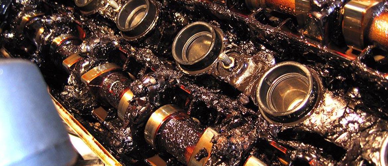 Промывка двигателя авто