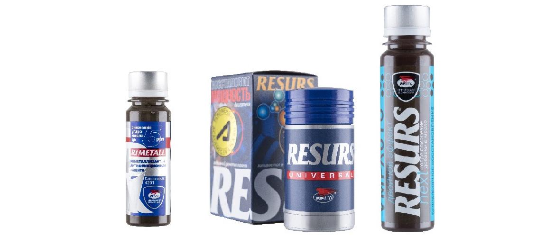 RESURS Next новое поколение реметаллизанта