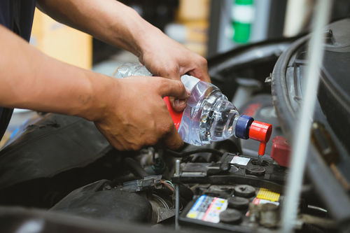 Купитиь дистилорованную воду, электролит - интернет-магазин Autoproof