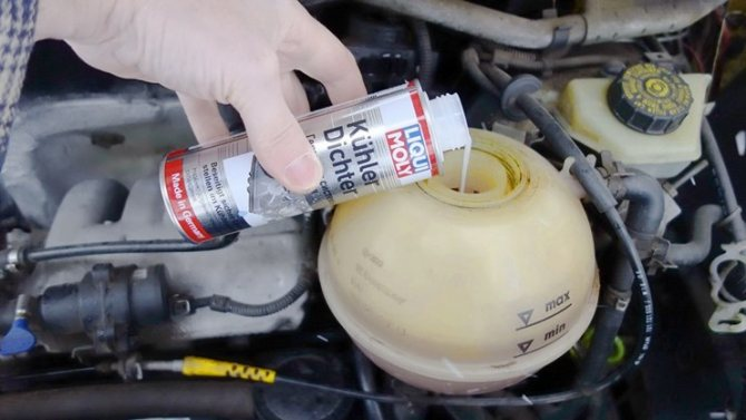 Купить радиатор герметика онлайн по годной цене в Autoproof