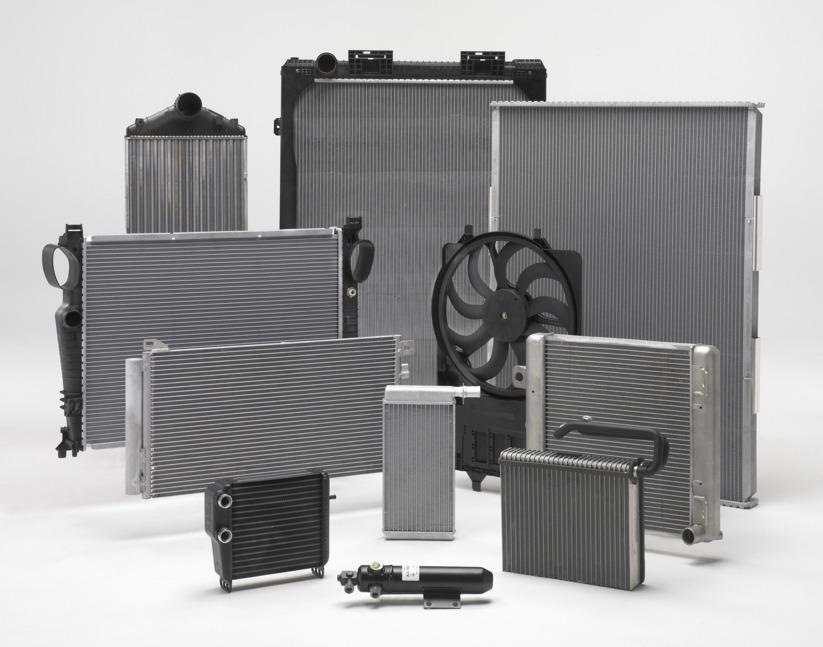 Купить радиатор для автомобиля - магазин Autoproof